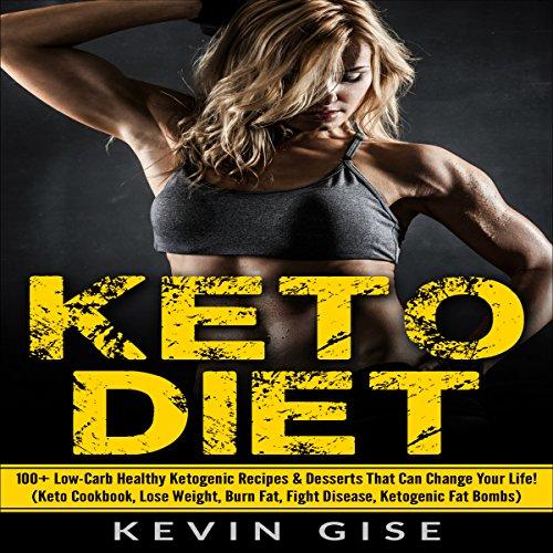 Keto Diet audiobook cover art