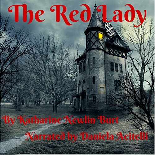 The Red Lady audiobook cover art