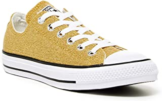 Converse Womens 549678F Low Top Lace Up Fashion Sneakers