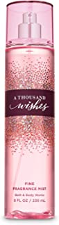 Bath & Body Works A Thousand Wishes 2019 Edition Fine Fragrance Mist 8 fl oz / 236 mL