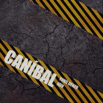 Caníbal (feat. Hdv)