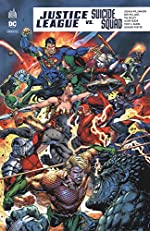 Justice League vs Suicide Squad de Jason Fabok