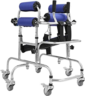 Medical Supplies Equipment Walker Cerebral Palsy Hemiplegia Rehabilitation Trainer Standing Walker Child Paralysis Trainin...