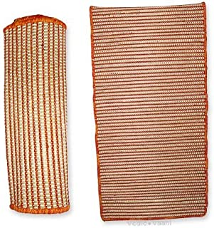 Natural handmade organic Kusha Darbha Grass Mat