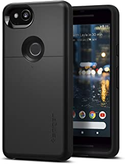 Spigen Slim Armor CS Designed for Google Pixel 2 Case (2017) - Black