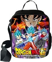 Best dragon ball lunch bag Reviews