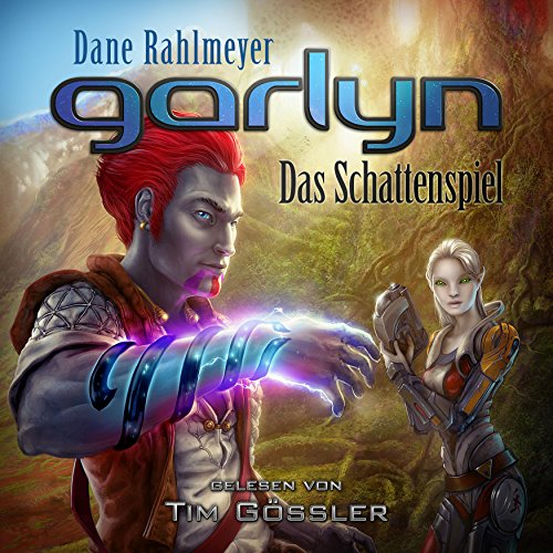 Garlyn - Das Schattenspiel audiobook cover art