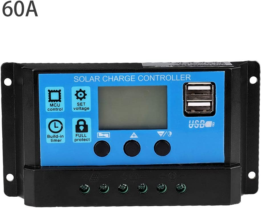 Solar Charge Controller Ranking TOP10 60A 50A 40A Today's only 30A 12V So 20A Auto 24V 10A