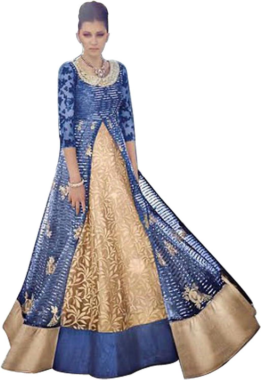 Bollywood Anarkali Shalwar Kameez Suit Wedding Ethnic
