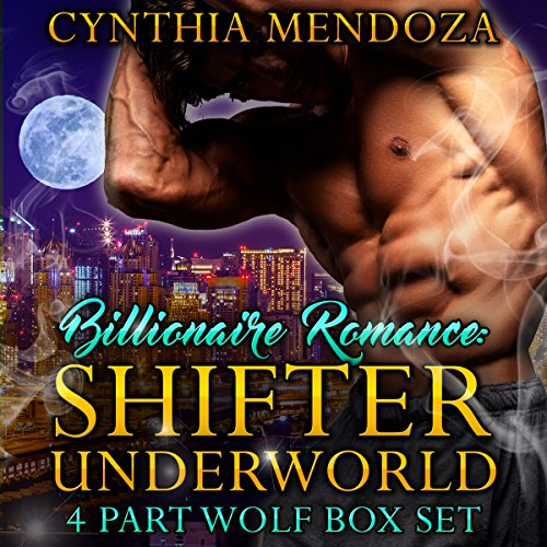 Shifter Underworld 4 Part Wolf Box Set cover art