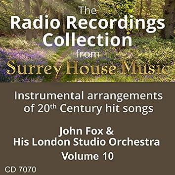 John Fox & His Orchestra, Vol. 10
