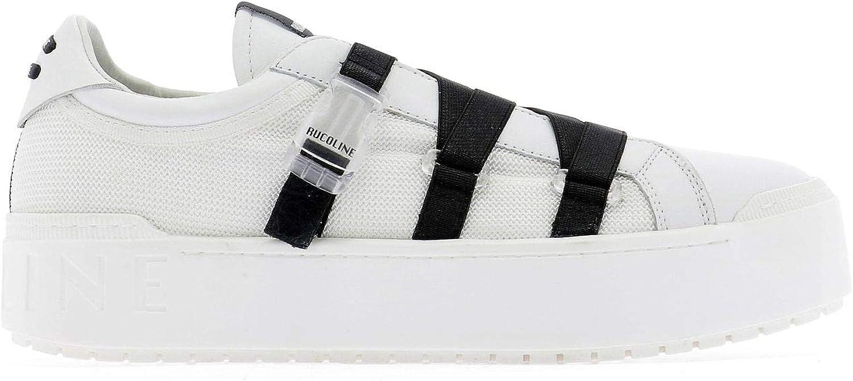 RUCO LINE LINE LINE Woherrar 091283658BIANCO vit läder skor  handla online idag
