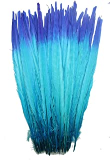 dyed pheasant feathers wholesale