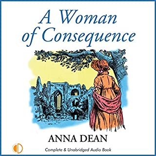 A Woman of Consequence cover art