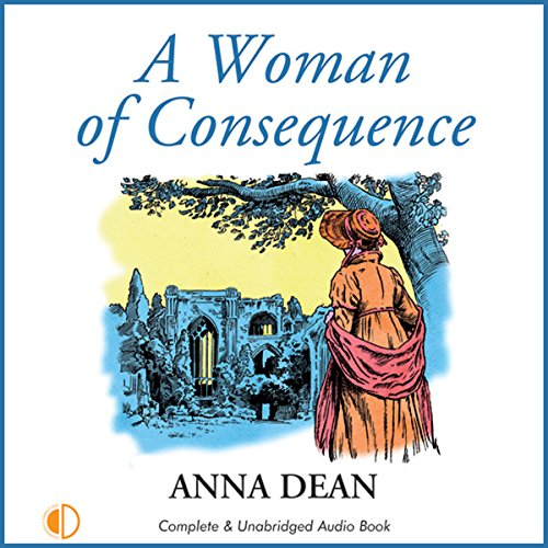 A Woman of Consequence audiobook cover art