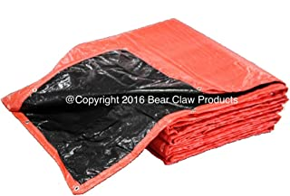 Bear Claw Products Concrete Curing Blankets 6' X 25' - Pack of 2