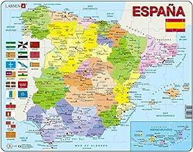 Amazon.es: puzzle españa provincias