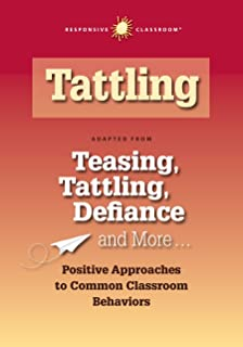 Tattling (Teasing, Tattling, Defiance and More Book 2)