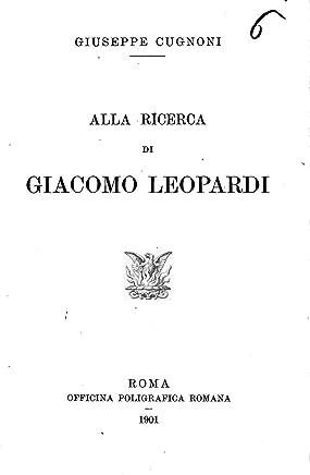 Alla ricerca di Giacomo Leopardi
