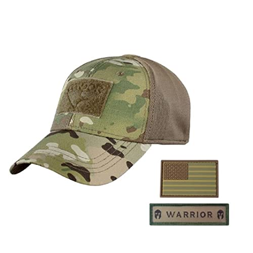Condor Flex Tactical Cap (Multicam d95d4158783