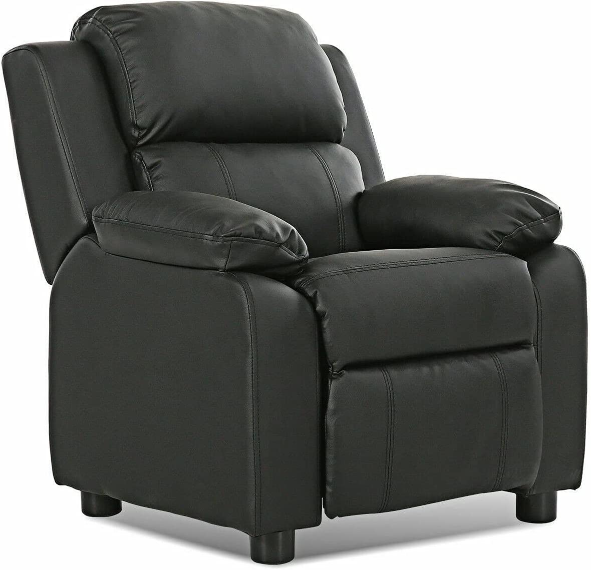 DXXWANG Home Dedication Deluxe Padded Kids Armchair H Sofa New Free Shipping Recliner Storage