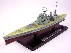 HMS Prince of Wales (53) Battleship - British Navy 1/1250 Scale Diecast Metal Model Ship