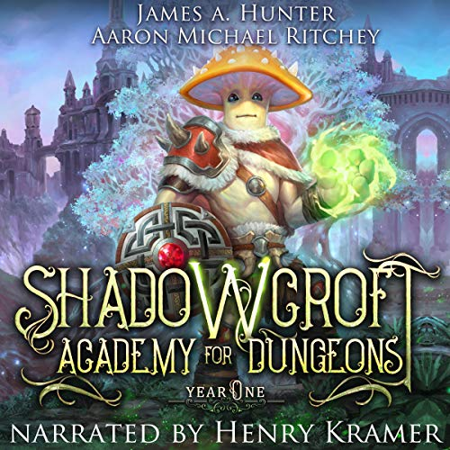 Shadowcroft Academy for Dungeons cover art