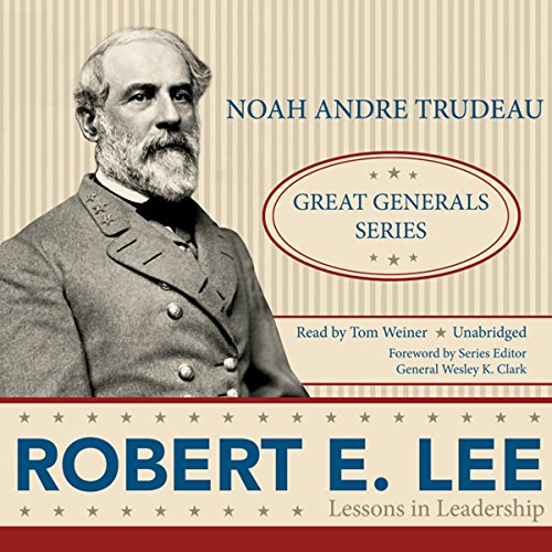 Robert E. Lee audiobook cover art