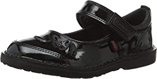 Kickers Girl's Adlar Flutter Mary Jane School Shoes