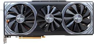 SAPPHIRE 11275-03-40G - Tarjeta gráfica (AMD RX Vega, 64 Nitro+ Dual HDMI, 8 GB), Color Negro