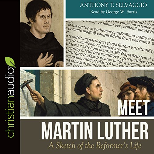 Meet Martin Luther audiobook cover art