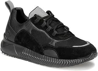 VALENCIA 9PR Siyah Erkek Sneaker Ayakkabı