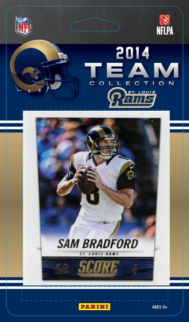 St. Louis Rams 2014 Score Factory featuring Team Sealed Aaro High order Set New mail order