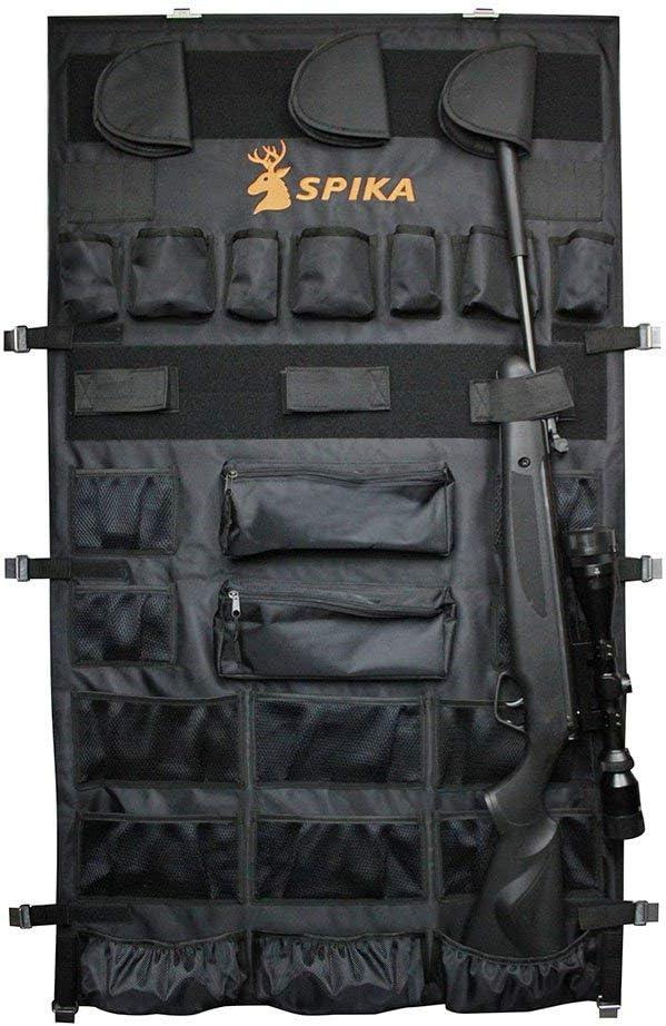 ☆正規品新品未使用品 SPIKA Large Pistols Handguns Rifle Gun Door Organizer Safe 無料サンプルOK Panel