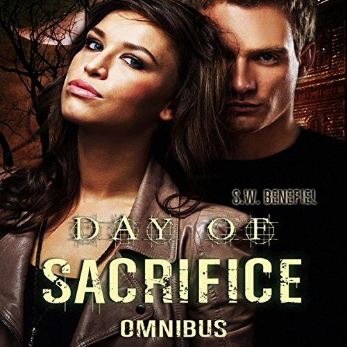Day of Sacrifice Omnibus audiobook cover art