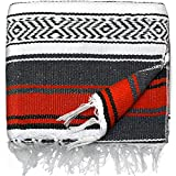 Best Mexican Blankets - Scuddles Premium Mexican Soft Blanket - Perfect Yoga Review