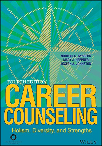 Compare Textbook Prices for Career Counseling: Holism, Diversity, and Strengths 4 Edition ISBN 9781556203336 by Norman C. Gysbers,Mary J. Heppner,Joseph A. Johnston