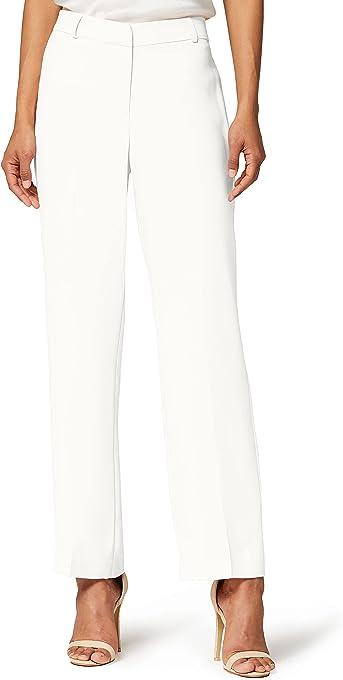 Marchio Amazon - Truth & Fable Pantaloni Gamba Larga Donna
