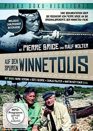 Auf den Spuren Winnetous - Die Rückkehr von Pierre Brice an die Originaldrehorte der Winnetou-Filme