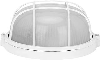 Lampe de sauna antidéflagrante Anti-haute température étanche à l'humidité lampe ronde accessoire de lumière pour salle de...