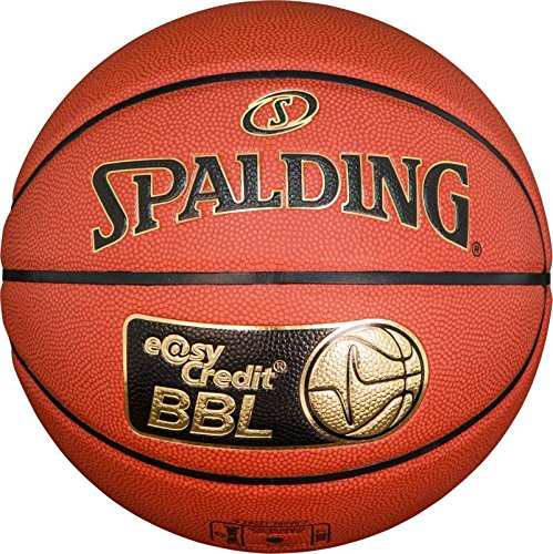 Spalding BBL Tf1000 Legacy Ball Basketball, orange, 7