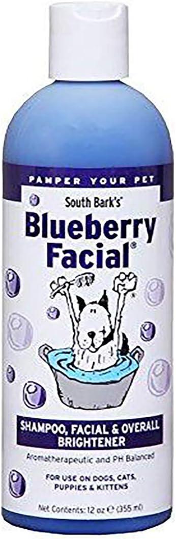 AllPetNaturals South Bark's - 3 1 Facial shopping in Minneapolis Mall Blueberry
