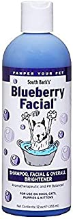 AllPetNaturals South Bark's - 3 in 1 Blueberry Facial