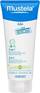 Mustela Champo 2 In 1 200ml