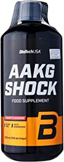 BIOTECHUSA AAKG Shock Extreme Pre Workout - Cherry