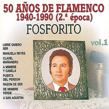 50 Años de Flamenco, Vol. 1: 1940-1990 (2ª Epoca)