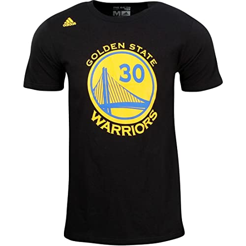 adidas Stephen Curry Golden State Warriors Black Jersey Name and Number T- Shirt 787706cf4