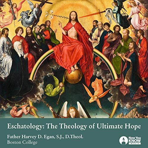 Eschatology: The Theology of Ultimate Hope  By  cover art