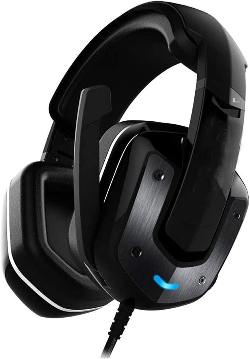 KSDCDF Gaming Headset: Lightweight N Aluminum Retractable Frame Surprise Sacramento Mall price