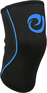 Nvorliy Knee Compression Brace Support for Swimming, Sailing, Scuba Diving, Surfing, Paddle Boarding, Kayaking, Water Sports or Injury Recovery - Waterproof Sleeve, Fit Women & Men